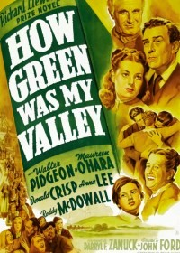 Que Verde Era Mi Valle 1941 Ver Online Dedominiopublico